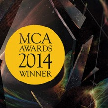 Management Consultancies Association 'MCA Awards' winner certificate