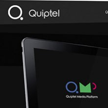 Quiptel website concept design
